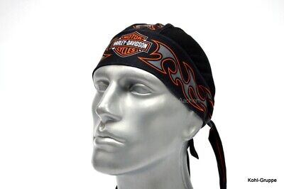 Harley-Davidson® Men's Tribal Bar & Shield® Head Wrap, HW18930