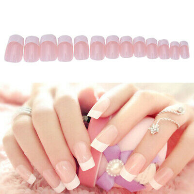 Guill D´or Perfect French Tips no Gd15004 100% Guarantee Nachfüllbox 50 Stück Größe 2