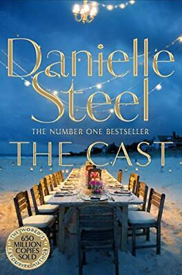 The Cast by Steel, Danielle Book The Fast Free Shipping
