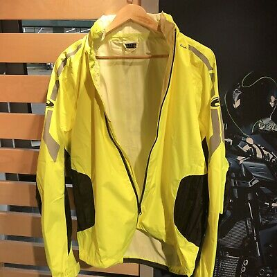 Held Wet Tour Fluo Yellow/Black, Jackets , motorcycle , Men´s clothing Size L