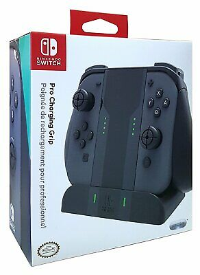 Pro Joy-Con Charging Grip Nintendo Switch Officially Licensed PDP - NEW