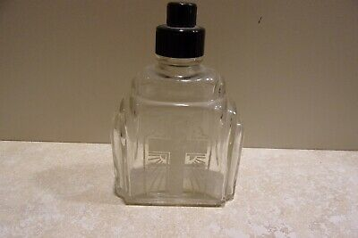 Vintage Holy Water Bottle Authentic