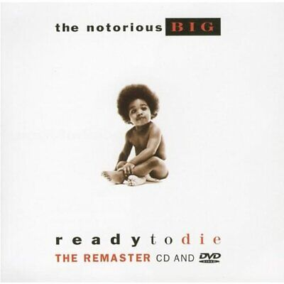 Notorious BIG-Ready to Die: the Remaster/+DVD CD Import  Excellent