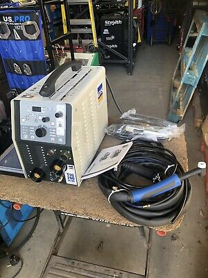 Gys 200 Ac/Dc Tig Welder. 110/240 Volt Brand New. Special Offer