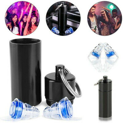 Noise Cancelling Reduce Ear Plugs Hearing Protection Sleeping from Music Concert