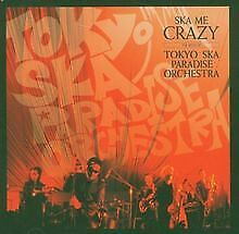 Ska Me Crazy-the Best of von Tokyo Ska Paradise Orchestra | CD | Zustand gut