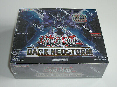 Yu-Gi-Oh - Dark Neostorm - Display - NEU & OVP - Deutsch