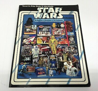 Tomart's Photo Price Guide to Worldwide STAR WARS Collectables (1994, Paperback)