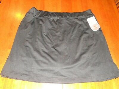 Activewear Bottoms New Womens Skort Z By Zobha Marbled Blue Size Large