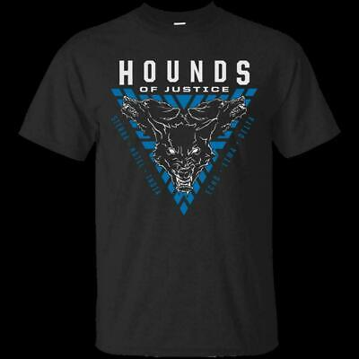 d7e60866 Black T-shirt Wwe The Shield Hounds Of Justice Comeback Fight The Fastlane  2019