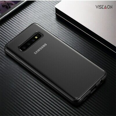 For Samsung Galaxy S10 Case Shockproof Ultra Thin Slim Hard PC Back Matte Covers