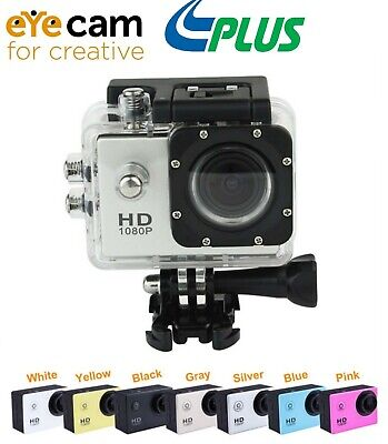 Pro Cam Sport Action Camera 1080P  Full Hd Videocamera 12Mp Bici Moto Wind Serf