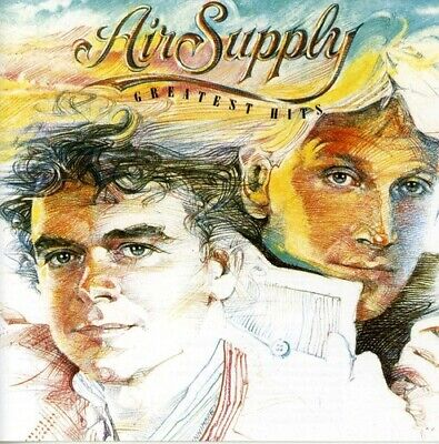 Air Supply : Greatest Hits CD Value Guaranteed from eBay's biggest seller!