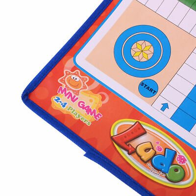 Ludo Giant Ladders Mat Play Board Game Family Traditional Outdoor Kids Toy Fun