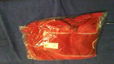 "5"" x 24"" Laundry Pro Dust Mop Refill Red *NEW*"