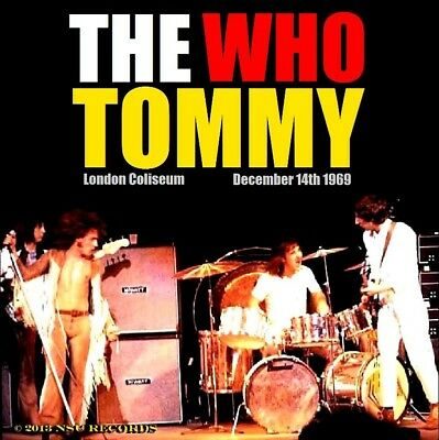 The Who   Live at the London coliseum 1969. December 14th LTD 2 CD