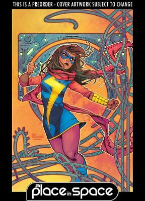 (Wk22) Magnificent Ms Marvel #3A - Preorder 29Th May