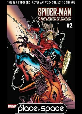 (Wk22) War Of The Realms: Spider-Man & League Of Realms #2A - Preorder 29Th May