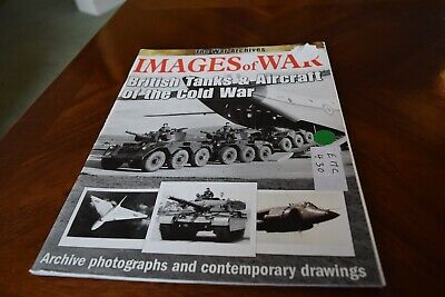 The War Archives British Tanks & Aircraft of the Cold War bookzine