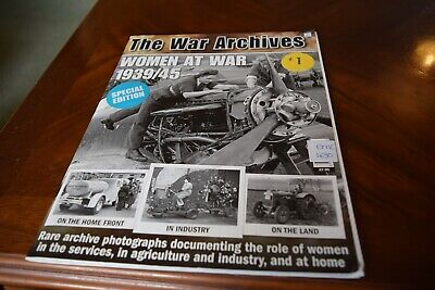 The War Archives Women at War 1939/45 bookzine