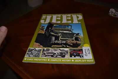 The Jeep complete history of an American Icon bookzine