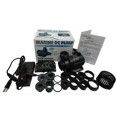 Jebao/Jecod DCP-10000 Submersible Return water Pump fr Reef Tank upgrade DCT DCS