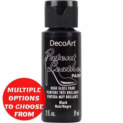 Patent Leather Paint 2oz-DPL -Choose Options