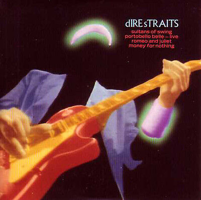 CD SINGLE DIRE STRAITS Sultans of swing 4-track CARD SLEEVE EX