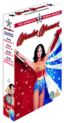 Wonder Woman: Season 2 DVD (2005) Lynda Carter