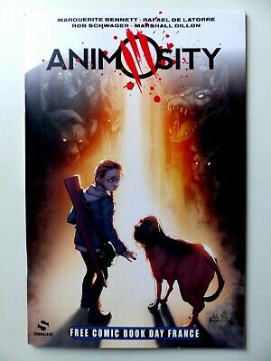 ANIMOSITY + AMERICAN MONSTER / snorgleux comics VF hors commerce ( no marvel )