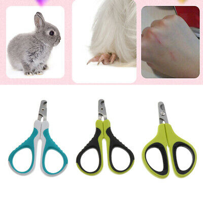 Dog Pet Safety Nail Clipper Trimmer Cat Claw Cutter Animal Grooming Scissors