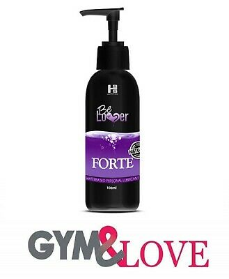 Be Lover Forte Lubricant Water Based Anal Vaginal Super Slik Lube 100ml Sex Aid