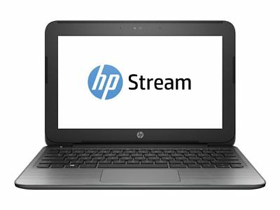 "HP STREAM 11-R004NA 11.6""HD LED LAPTOP INTEL CEL 2.16GHz 32GB eMMC 2GB RAM WIN10"