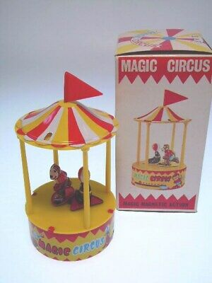 "TPS ""MAGIC CIRCUS""  selten, Funktion OK, NEU / NEW / NEUF  in Box ! +++"
