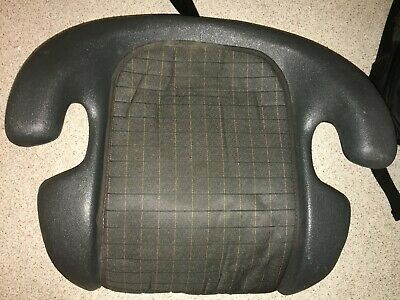 Grey Child Booster Car Seat 15-36kg (EX COND)