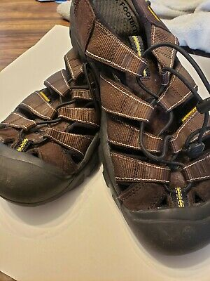 becbf3d8df20 Keen mens Sport Sandals. Anti-odor Anatomic Foodbed. Size 11. Brown