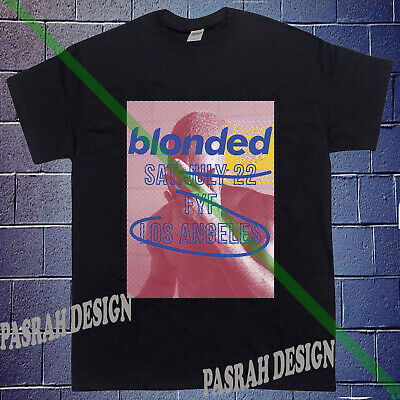 RARE Blonded Frank Ocean FYF Los Angeles tour T-SHIRT