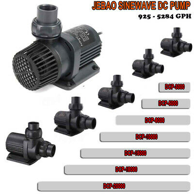 Jebao/Jecod DCP  Submersible Return water Pump for Reef Tank Skimmer Updated DCT