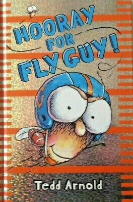 """Hooray For Fly Guy! ""  - Beginner  Book Story - Hardcover - Brand New"