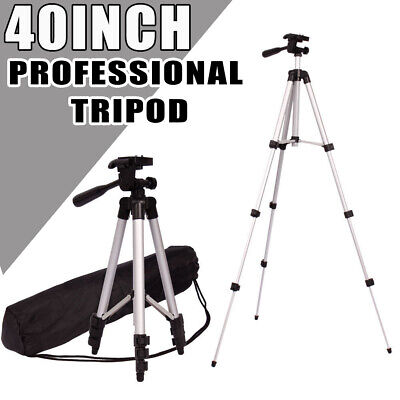 WEIFENG 40INCH Portable Professional Adjustable Camera Tripod Phone Stand + BAG