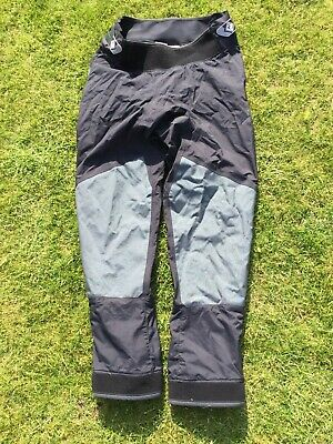 Clothing Palm Viper Xp100 Kayak Dry Trousers Size M In Good Condition Sporting Goods