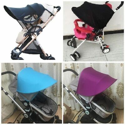 Universal Baby/Child Pushchair Stroller Pram Buggy Sun Shade Canopy Cover 4Color