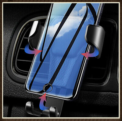 Car Mobile Phone Holder Universal Mount Windscreen Dashboard Various Colours D5F