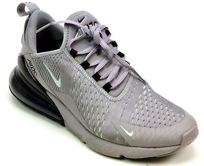 21f208d75fc3e Mens Nike Air Max 270 Purple Mesh Running Active Gym Fitness Trainers Uk  Size 8