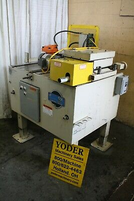 "12"" X 12"" X .090 Coe Air Feeder Straightener: Yoder #66906"