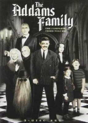 Addams Family 3 [DVD] [1965] [Region 1] DVD Incredible Value and Free Shipping!