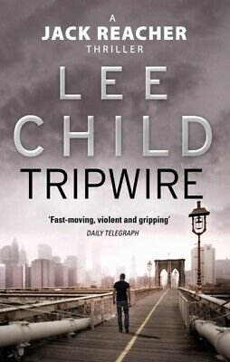 Tripwire: (Jack Reacher 3) (Paperback), Child, Lee, 9780857500069
