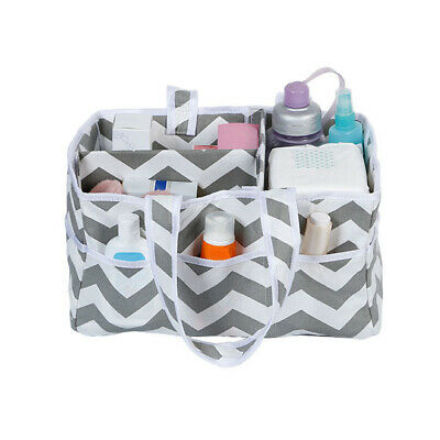 Portable Large Capacity Folding Baby Diapers Nappies Storage Box Organizer Littl