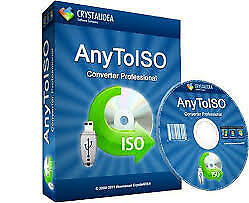 AnyToISO for Windows Extract/Convert to ISO any disk image + Serial Key Lifetime