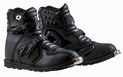 O'Neal Rider Shorty - Mens' Off-Road/Motocross/Enduro Motorcycle Boot - Black